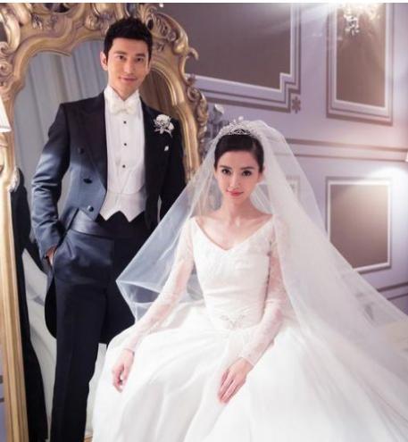 当红花旦婚纱照刘诗诗最个性最俗高圆圆最平凡最纯居然是她