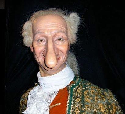 世界上鼻子最长的人是谁 到底他的鼻子有多长